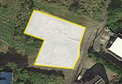 売 地 鴨川市来秀 455㎡(137.63坪) 275万円 物件概略図