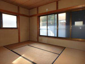 千葉県鴨川市内浦の古家付売地 海近で釣りの拠点や賃貸など 南総ユニオン株式会社 2階は3部屋あります