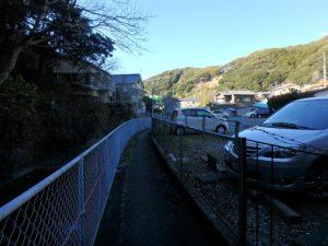 千葉県鴨川市内浦の古家付売地 海近で釣りの拠点や賃貸など 南総ユニオン株式会社 進入は歩いてです