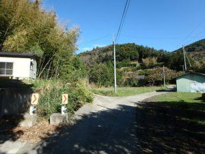 千葉県南房総市山下の売家 山あい趣味のプチ別荘 南総ユニオン株式会社 美味しいミカンの産地です