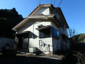 千葉県鴨川市内浦の古家付売地 海近で釣りの拠点や賃貸など 南総ユニオン株式会社 建物は好きなように