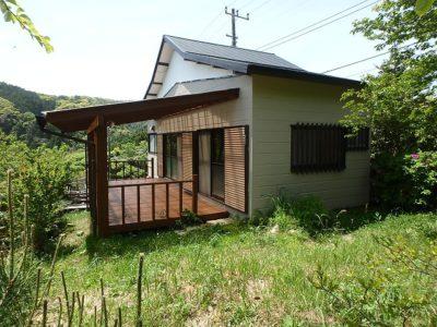 コンパクト売別荘 鴨川市東江見 1DK 730 サムネイル画像1