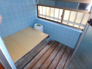 鴨川市の中古住宅 海が見える売家 南総ユニオン株式会社 浴室もレトロでした