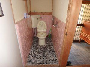 鴨川市の中古住宅 海が見える売家 南総ユニオン株式会社 トイレは浄化槽です