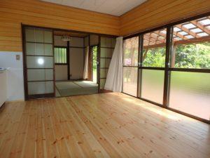 千葉県鴨川市の売別荘 南房総の中古住宅 南総ユニオン株式会社 間取りは1DKとコンパクト