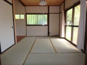 千葉県鴨川市の売別荘 南房総の中古住宅 南総ユニオン株式会社 室内は大変きれいですね
