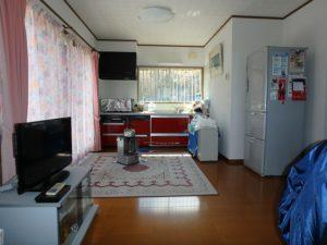 千葉県勝浦市上植野の中古住宅 勝浦市の売別荘 南総ユニオン株式会社 DKスペースです