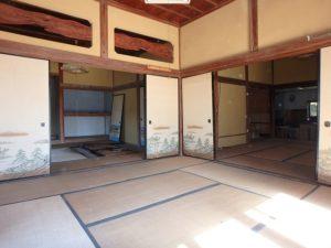 千葉県館山市の中古住宅 南房総の古民家 南総ユニオン株式会社 北側和室は要修繕です