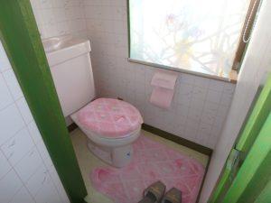 館山市の中古住宅 南房総の別荘 南総ユニオン株式会社 トイレは1階と2階に