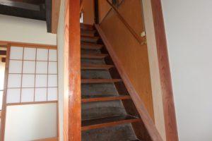 千葉県館山市西川名の中古住宅 館山市海が見える物件 南総ユニオン株式会社 2階があります