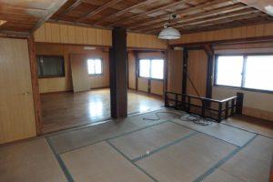 千葉県館山市西川名の中古住宅 館山市海が見える物件 南総ユニオン株式会社 2階広いなー