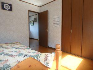 千葉県勝浦市上植野の中古住宅 勝浦市の売別荘 南総ユニオン株式会社 この部屋は6帖弱です