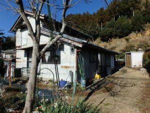 千葉県館山市の中古住宅 南房総の古民家 南総ユニオン株式会社 居宅に改修した蔵があります