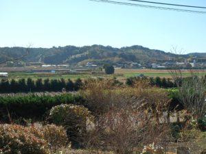 千葉県館山市の中古住宅 南房総の古民家 南総ユニオン株式会社 心和む田舎の景色です