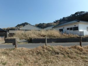 千葉県館山市布良の売地 館山の海物件 南総ユニオン株式会社 釣りも楽しめます