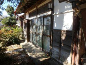 千葉県館山市の中古住宅 南房総の古民家 南総ユニオン株式会社 室内探索へと入ります