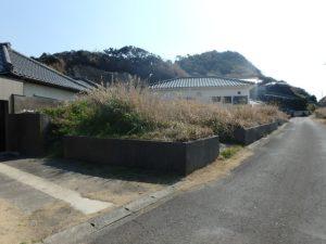 千葉県館山市布良の売地 館山の海物件 南総ユニオン株式会社 宅地として造成済です