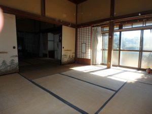 千葉県館山市の中古住宅 南房総の古民家 南総ユニオン株式会社 南側広縁もあります