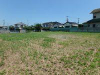 千葉県館山市の売地 館山市の広い土地 南総ユニオン株式会社 街中164坪の広い土地です