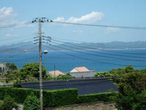 館山市坂田の売地 南房総海の見える土地 南総ユニオン株式会社 少し寄ってみます