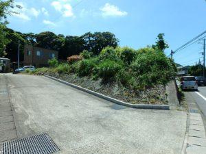 館山市坂田の売地 南房総海の見える土地 南総ユニオン株式会社 フラワーラインにも接道