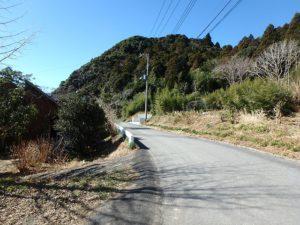 千葉県鴨川市二子の売地 海遠望の売地 南総ユニオン株式会社 贅沢な自然環境でした