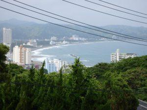 千葉県鴨川市貝渚の売地 海が見える土地 南総ユニオン株式会社 素晴らしい眺望です