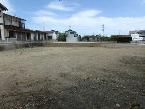 千葉県館山市の売地 館山市の広い土地 南総ユニオン株式会社 すぐに建てられますよ