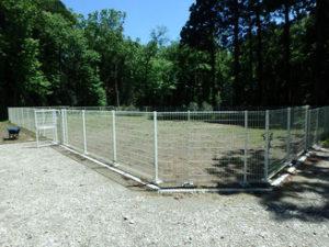 愛犬のために土も全部入れ替えました