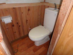 千葉県南房総市千倉町北朝夷の中古住宅 南房総の不動産 海の近くの売家 部屋数が多い家 海が見える物件 南総ユニオン株式会社 トイレは水洗です