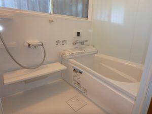 千葉県南房総市高崎の不動産 南房総の別荘 岩井の物件 海が見える 南総ユニオン株式会社 浴室はピカピカですね