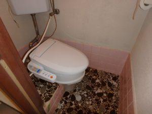 千葉県南房総市高崎の不動産 南房総の別荘 岩井の物件 海が見える 南総ユニオン株式会社 トイレは浄化槽です