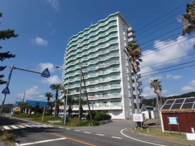 海一望売リゾートマンション 南房総市和田町花園 2LDK ご成約済み サムネイル画像1
