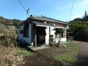 千葉県富津市萩生の売家 富津の中古住宅 海近の家 南総ユニオン株式会社 お手頃価格の平家です