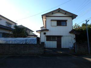 千葉県館山市北条の中古住宅 館山の売家物件 移住 南総ユニオン株式会社 4LDK昭和な家です