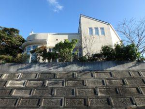 千葉県館山市坂田の海が見える別荘 南房総の海物件 房総の別荘 南総ユニオン株式会社 凝りに凝った建物です