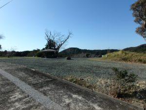 千葉県館山市の土地 館山の不動産 南房総の別荘地 南総ユニオン株式会社 敷地は120坪あります