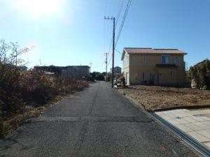 千葉県館山市佐野の土地 別荘用地 南房総の土地 道路も問題ない
