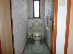 千葉県館山市布沼の中古住宅 南房総の別荘 戸建て トイレは2階にも