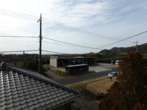 千葉県館山市布沼の中古住宅 南房総の別荘 戸建て 肉眼ではもっと爽快感あります