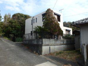 千葉県館山市布沼の中古住宅 南房総の別荘 戸建て 小さな別荘分譲地です