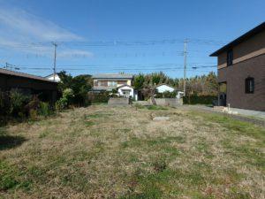 千葉県南房総市本織の土地 南房総の不動産 田舎暮らし用地 庭で畑も出来ますよ