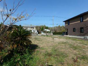 千葉県南房総市本織の土地 南房総の不動産 田舎暮らし用地 水道などライフラインも完備