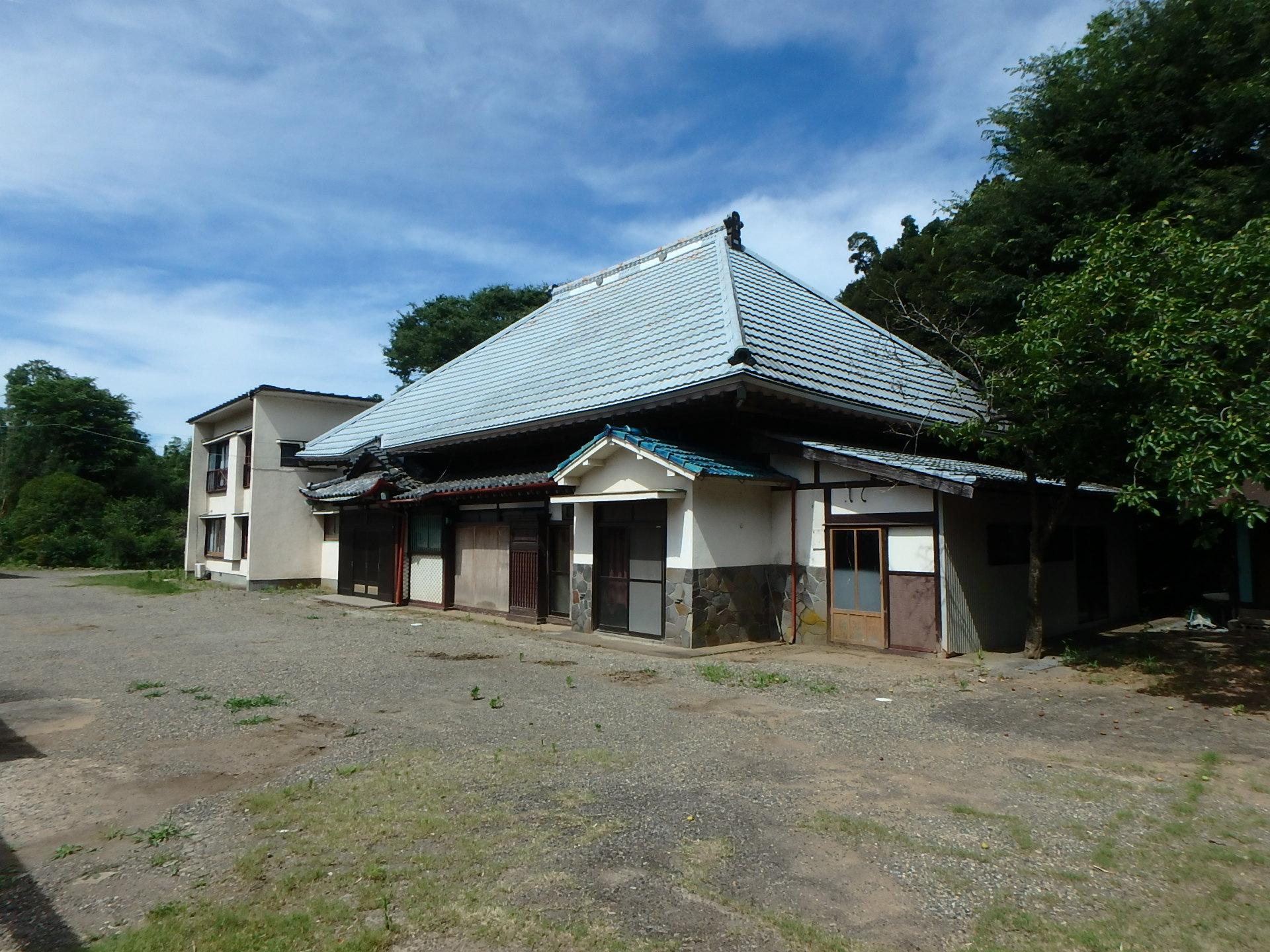 千葉県袖ケ浦市三箇の古民家 房総の古民家物件、田舎暮らし