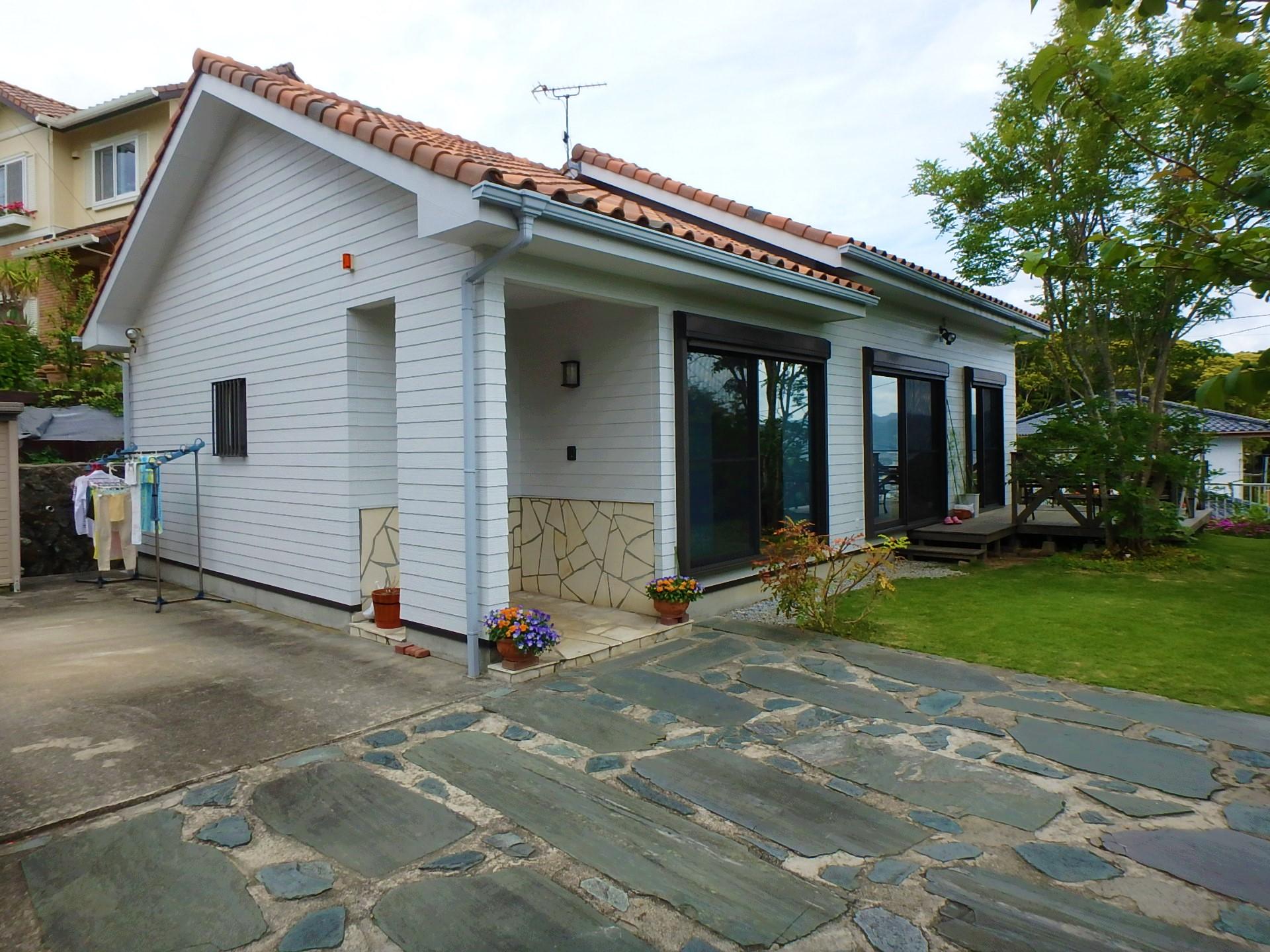 千葉県鴨川市の海が見える中古住宅 房総の戸建て、別荘