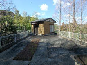 千葉県南房総市千倉町川戸の土地、上物付き 山の中にポツンと一軒家 オーナー自慢の茶室です