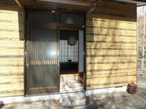 千葉県南房総市千倉町川戸の土地、上物付き 山の中にポツンと一軒家 中はどんな感じかな