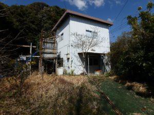 千葉県南房総市千倉町川戸の土地、上物付き 山の中にポツンと一軒家 中を見てみましょう
