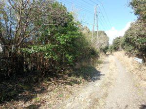 千葉県南房総市千倉町川戸の土地、上物付き 山の中にポツンと一軒家 接道は林道です