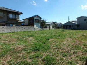 千葉県館山市北条の土地 海近くの物件 移住用地 セカンドライフは館山で